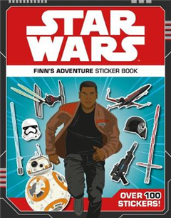 Star Wars Finn's Adventure Sticker Book