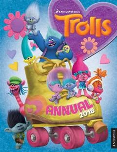 Dreamworks Trolls Annual 2018