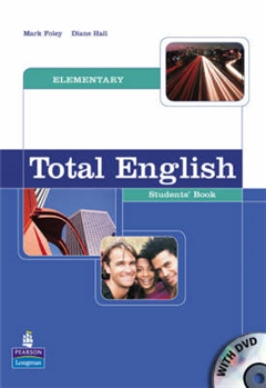 Total English Elementary Students\' Book and DVD Pack