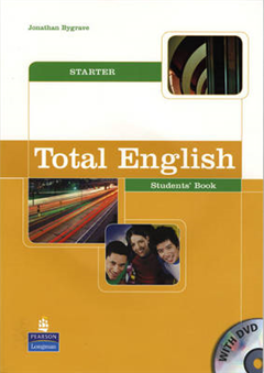 Total English Starter Students Book and DVD Pack