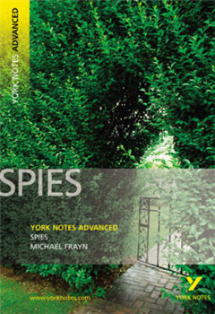 Spies: York Notes Advanced