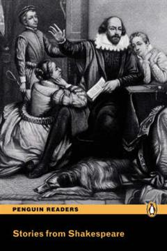 PLPR3:Stories from Shakespeare Bk/CD Pack