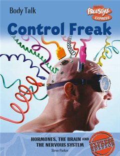 Freestyle Express: Body Talk: Control Freak Hardback