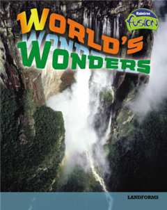 Fusion: World's Wonders HB