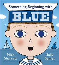 Something Beginning with Blue