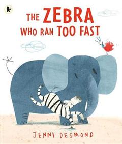Zebra Who Ran Too Fast