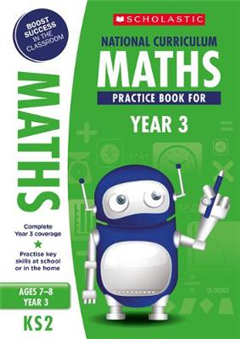National Curriculum Maths Practice Book for Year 3