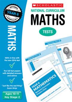 Maths Test - Year 6