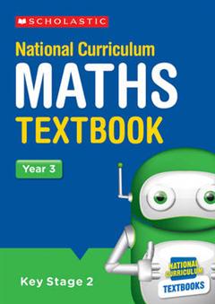 Maths Textbook Year 3