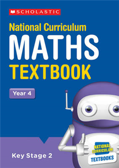 Maths Textbook Year 4