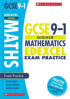 Maths Higher Exam Practice Book for Edexcel