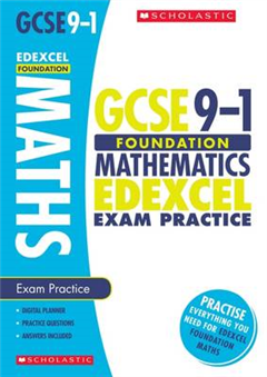 Maths Foundation Exam Practice Book for Edexcel