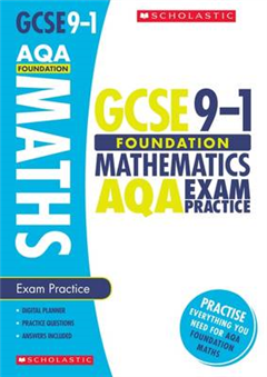 Maths Foundation Exam Practice Book for AQA