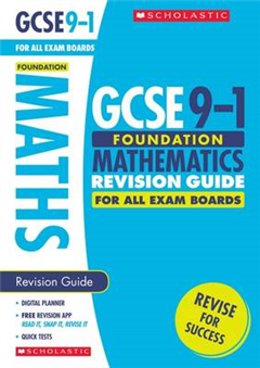 Maths Foundation Revision Guide for All Boards