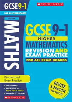 Maths Higher Revision and Exam Practice Book for All Boards