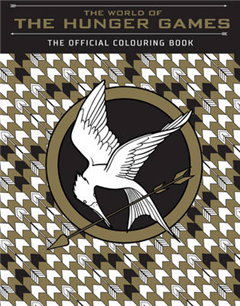 World of the Hunger Games: The Official Colouring Book