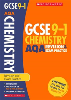 Chemistry Revision and Exam Practice Book for AQA
