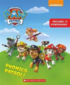 PAW Patrol: Phonics Patrol!