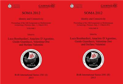 SOMA 2012: Identity and Connectivity: Proceedings of the 16th Symposium on Mediterranean Archaeology, Florence, Italy 1-3 March 2012