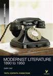 York Notes Companions: Modernist Literature