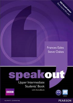 Speakout Upper Intermediate Students book and DVD/Active Boo