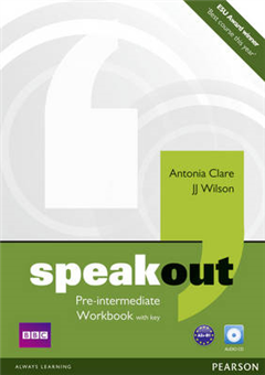 Speakout Pre Intermediate Workbook with Key and Audio CD Pac
