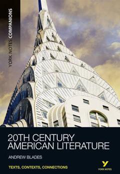 York Notes Companions Twentieth Century American Literature