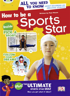 How to be a Sports Star: BC NF Brown A/3C How to be a Sports Star NF Brown A/3C