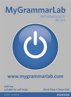 MyGrammarLab Intermediate with Key and MyLab Pack