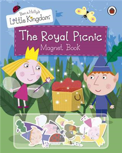 Ben and Holly's Little Kingdom: The Royal Picnic Magnet Book