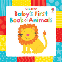 Baby's First Animals Book