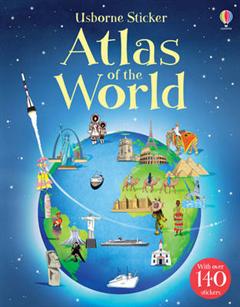 Sticker Atlas of the World