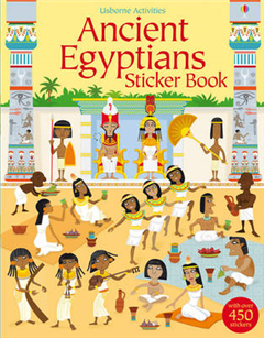 Ancient Egyptians Sticker Book
