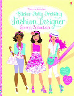 Sticker Dolly Dressing Fashion Designer Spring Collection