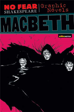 Macbeth No Fear Shakespeare Graphic Novels