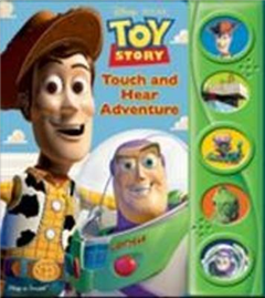 Toy Story - Touch and Hear Adventure