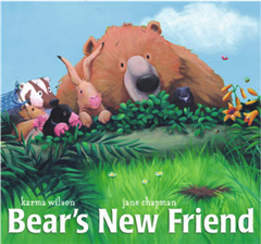 Bear\'s New Friend
