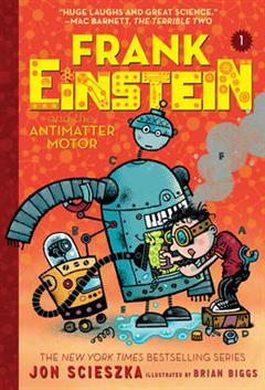 Frank Einstein and the Antimatter Motor (Frank Einstein seri