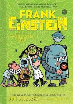 Frank Einstein and the EvoBlaster Belt (Frank Einstein serie