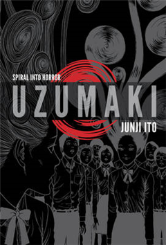 Uzumaki (3-in-1, Deluxe Edition): Includes vols. 1, 2 & 3