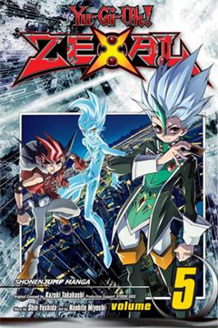 Yu-Gi-Oh! Zexal, Vol. 5