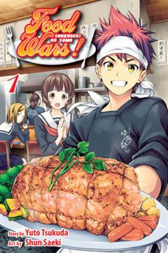 Food Wars!, Vol. 1