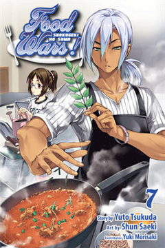 Food Wars!, Vol. 7: Shokugeki no Soma