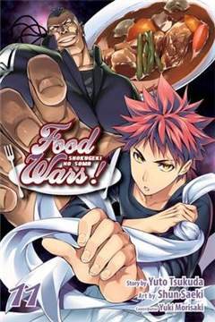 Food Wars!, Vol. 11