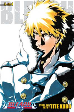 Bleach (3-in-1 Edition), Vol. 17: Includes vols. 49, 50 & 51