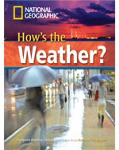 How\'s the Weather? + Book with Multi-ROM: Footprint Reading Library 2200