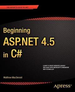 Beginning ASP.NET 4.5 in C#