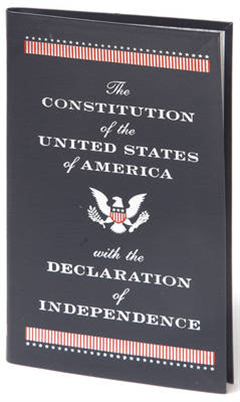 Constitution of the United States of America with the Declar