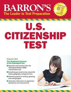Barron\'s U.S. Citizenship Test