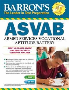 Barron\'s ASVAB , 11th Edition